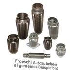 Flexrohr passend für Opel Astra G CC 1.4 1.6
