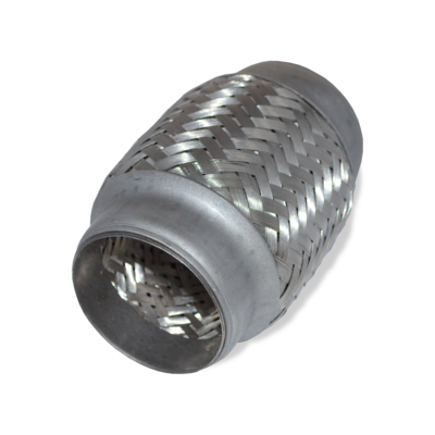 50x100mm Flexrohr Flexstück Flexteil Flexibles Rohr Auspuff Universal