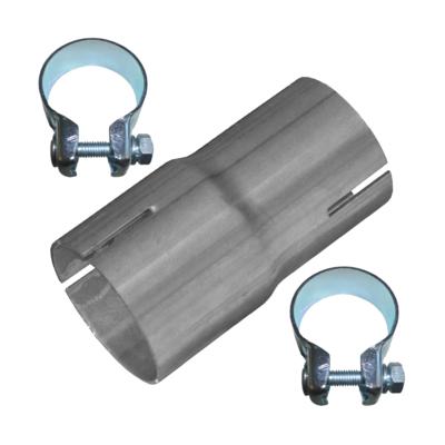 rohr reduzierst ck 45mm auf 50mm auspuff adapter bandstahl schellen verbinder. Black Bedroom Furniture Sets. Home Design Ideas